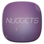 Nuggets Icon Pack