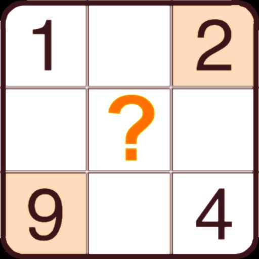 數獨遊戲 LOGO-APP點子