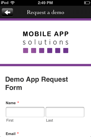 MobAppSol- screenshot