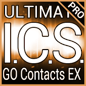 Orange ICS GO Contacts EX