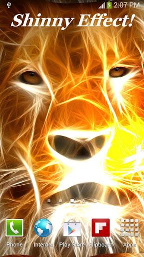 Lion Live Wallpaper +
