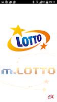 Screenshot of m.LOTTO