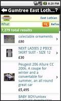 Screenshot of East Lothian Multi App