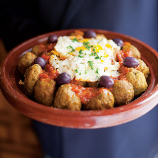 Kefta Tagine (Lamb Meatball and Egg Tagine).