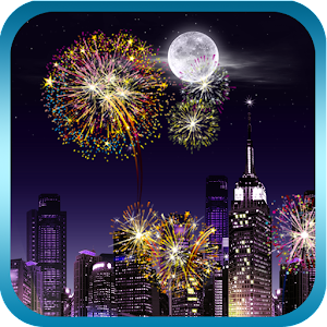 煙花動態桌布Fireworks(Free&Pro) 個人化 LOGO-玩APPs