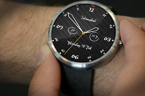 Ancient Classic Watch Face- screenshot thumbnail