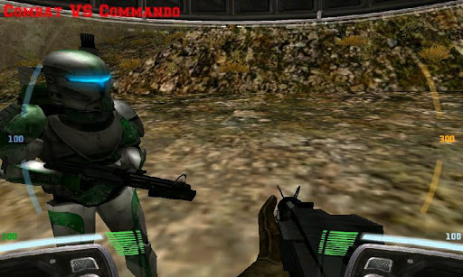 Combat VS Commando