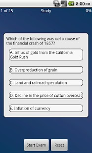 500 AP U.S. History Questions - screenshot thumbnail