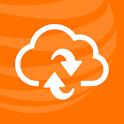 AT&T Synaptic Storage logo