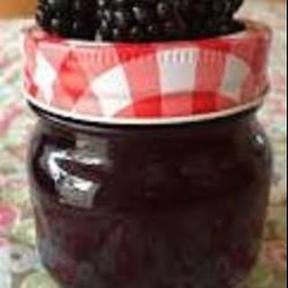Cuban Blackberry Guava Jelly