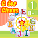 Learn ABC A to I simple words icon