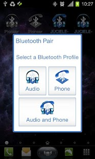 Bluetooth Pair- screenshot thumbnail
