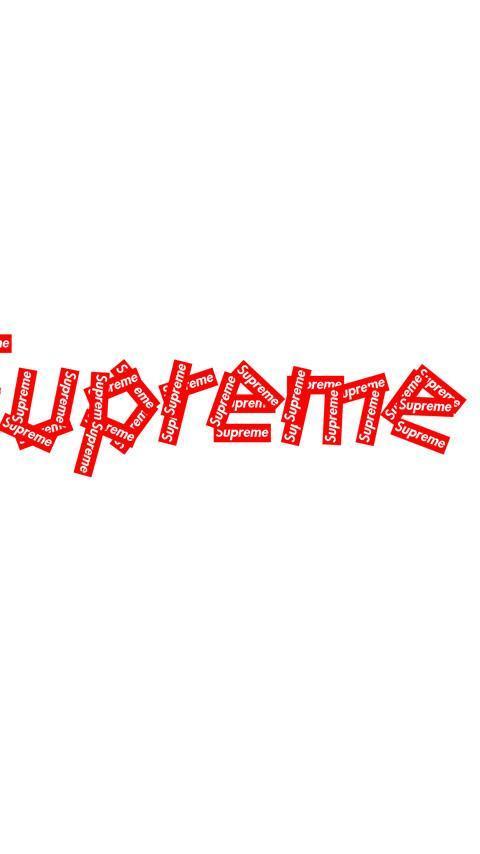 Supreme Fond Ecran