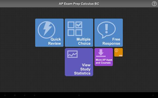 AP Exam Prep Calculus BC