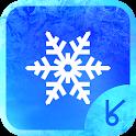 Frozen Snowflakes_ATOM theme icon