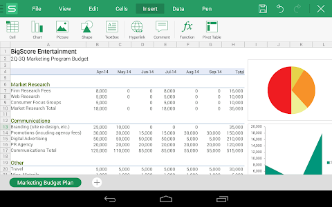 WPS Office + PDF v7.0.2