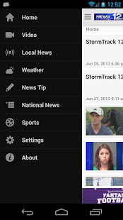 NewsChannel 12 Mobile - screenshot thumbnail