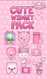 Cute Widget Pack - screenshot thumbnail
