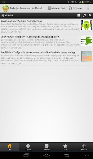 Belajar Membuat APK Android