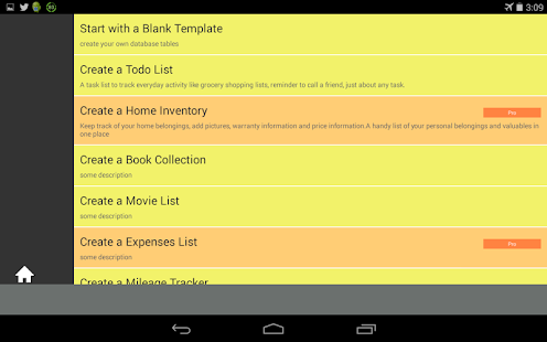 MiniBee Database & List Maker - screenshot thumbnail