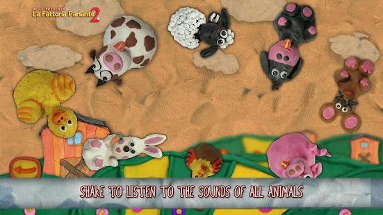 Talking Farm 2 for kids free - náhled