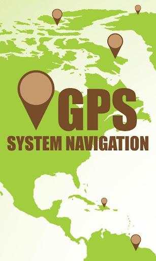 GPS SYSTEM NAVIGATION