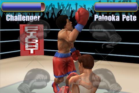 Pocket Boxing Legends- screenshot