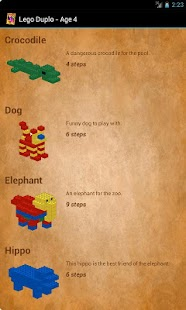 Lego Duplo - Age 4|玩教育App免費|玩APPs