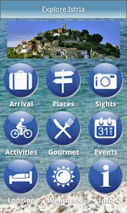 Explore Istria - Travel Guide- screenshot thumbnail