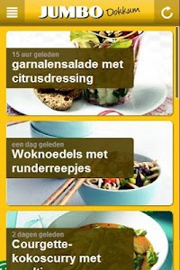 Jumbo Dokkum App screenshot 1