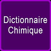 Dictionnaire Chimique