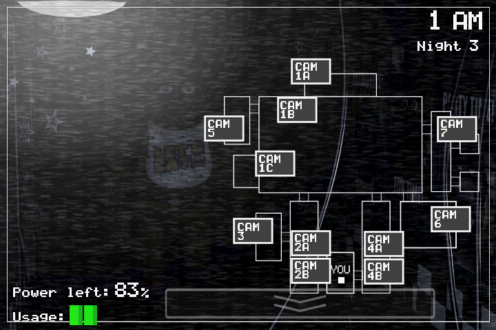 Five Nights at Freddy's screenshot #11