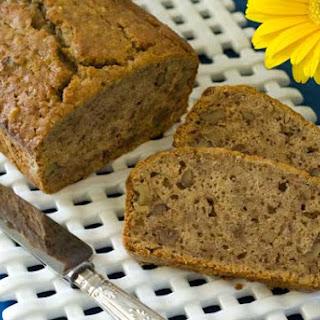 Gluten Free Pear Bread