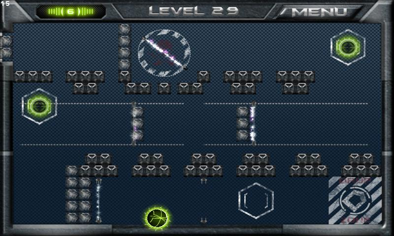X-Ball Lite (tilt,logic,maze) - screenshot