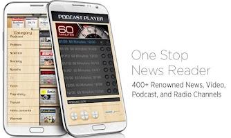 Screenshot of NewsAce - RSS News stand
