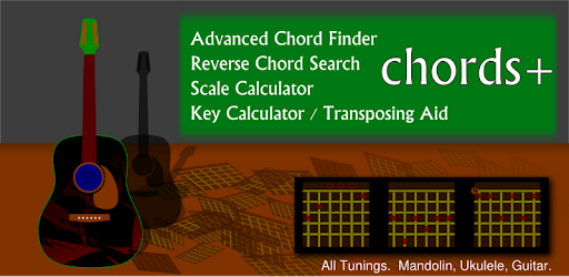 chords+ music tools - Apps on Google Play