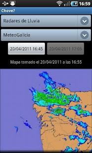 It is raining? Rainfall/Sat- screenshot thumbnail