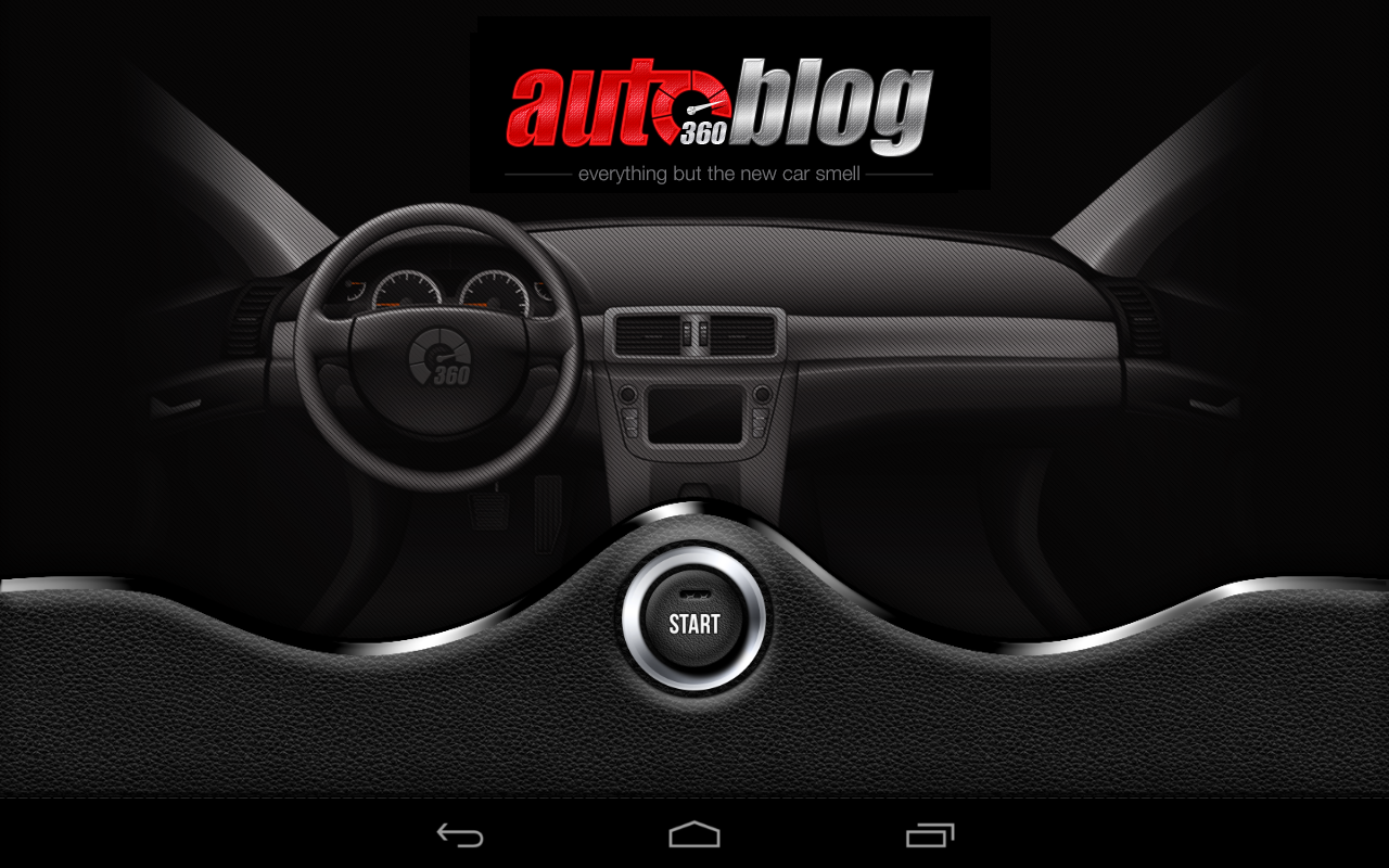 Autoblog 360- screenshot
