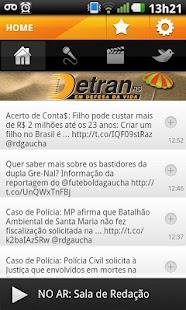 Rádio Gaúcha - screenshot thumbnail