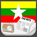 Myanmar Radio News icon