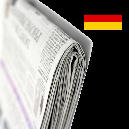 News Auswahl Zeitungen Deutsch LOGO-APP點子