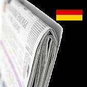News Auswahl Zeitungen Deutsch