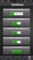 Screenshot of Vegas Sports® bet tracker