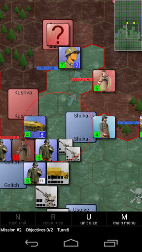 Panzer Missions Conflicts