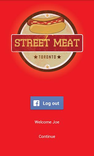Street Meat Hot Dog Toronto