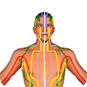 Health by Acupressure - 3D icon