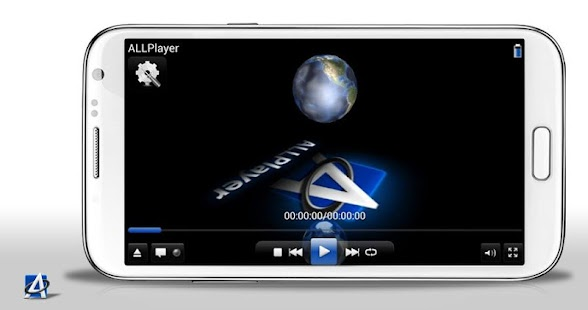 ALLPlayer Video Player – miniaturka zrzutu ekranu