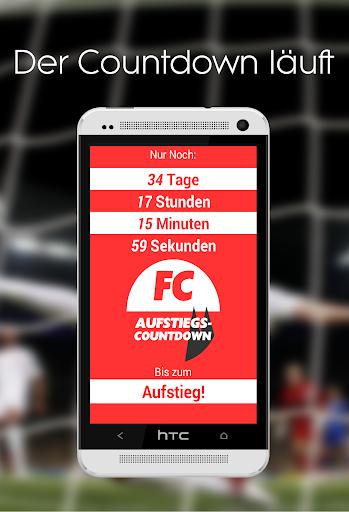 FC Köln Aufstieg 1.Bundesliga
