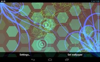 Screenshot of Elements of Design LWP