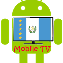 Guatemala TV móvil icon